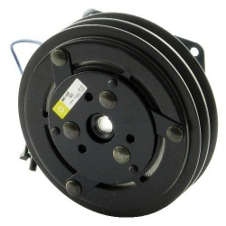"""YORK //TECUMSEH 12 VOLT REPLACEMENT CLUTCH  COIL NEW 2 WIRE FOR 6/"""""""